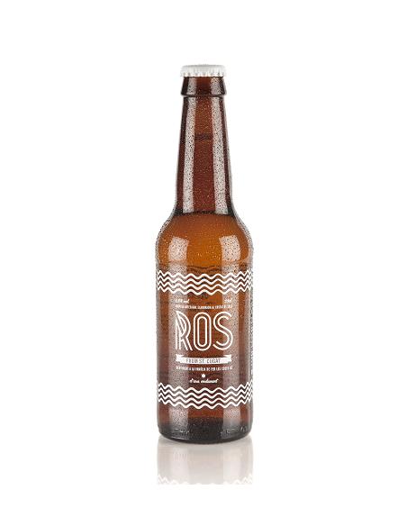 ROS - Pilsner de Ilda's - botella de 33 cl