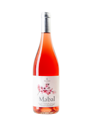 MABAL - Rosado Merlot 2019
