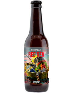 Red Sea - Morsa Beer - Pack 12x33cl
