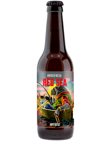 Red Sea - Morsa Beer - Pack 12x33cl