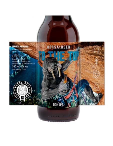 To The Top - Morsa Beer