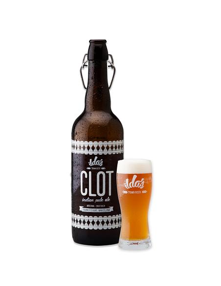 CLOT - IPA de Ilda's - botella de 75 cl