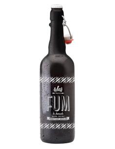 FUM - Smoked Beer de Ilda's - botella de 75 cl